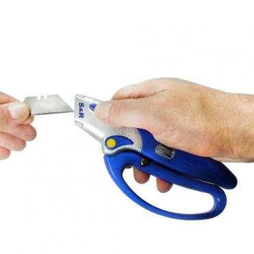 Нож S&R Автоматик 175 мм (431204175)