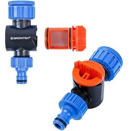 Фильтр для воды GRUNTEK 40 л/мин