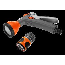 Пистолет для полива Gardena Classic + коннектор с аквастопом