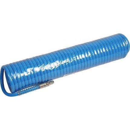 Шланг спиральный полиуретановый Miol 5х8 мм 15 м