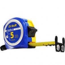 Рулетка S&R Colibri 5 м