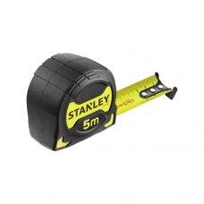 Рулетка 5 м х28 мм STANLEY TYLON GRIP TAPE с увеличенным крючком