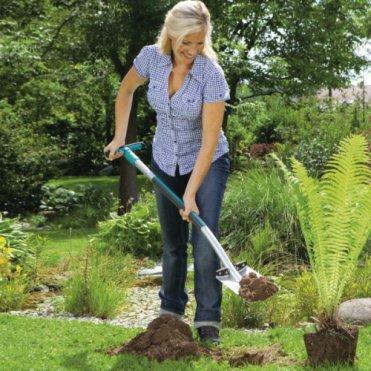 Лопата садовая Gardena Terraline 113 см (03772-20.000)