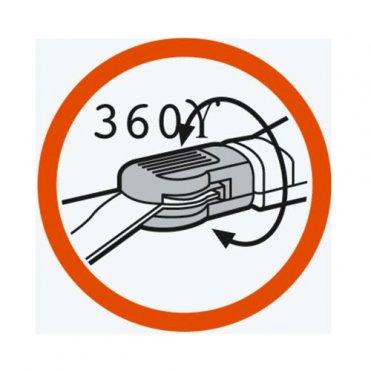 Ножницы для травы поворотные Gardena Classic 8731-20 (08731-20.000)