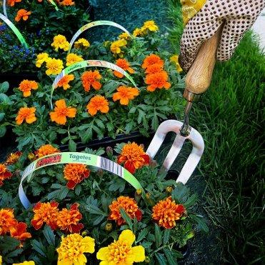 Вилка садовая Gruntek Inox 310 мм (295452258)