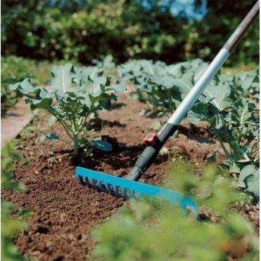 Грабли садовые Gardena 41 см (03179-20.000)