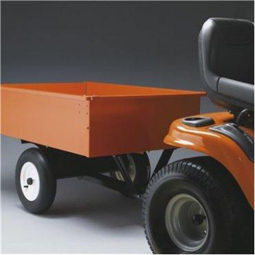 Газонокосилка тракторная Husqvarna TC 138M ()