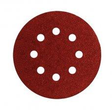 Набор шлифовальных кругов S&R Meister D125 P60, 5 шт.
