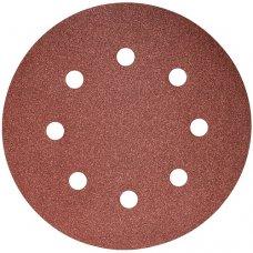 Шлифовальный круг на липучке S&R D190 P150