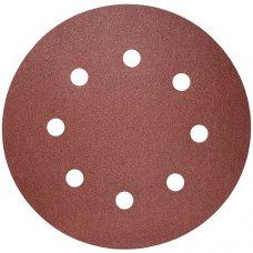 Шлифовальный круг на липучке S&R D190 P240