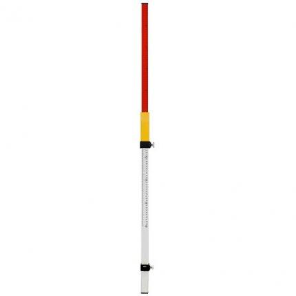 Рейка к лазерному нивелиру NIVOLINE LR-2 2,4 м