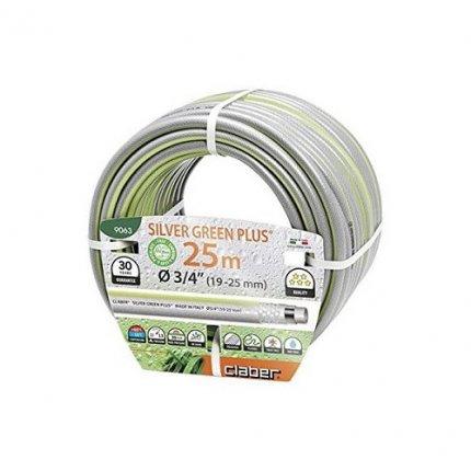 Шланг поливочный Claber Silver Green Plus 3/4 25м