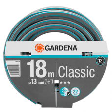 Шланг садовый Gardena Classic 18 м, 13 мм