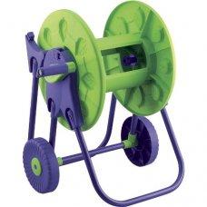 Катушка для шланга 45 м Palisad на колесах