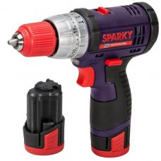 Шуруповерт аккумуляторный ударный Sparky BUR 10.8 Li-C HD