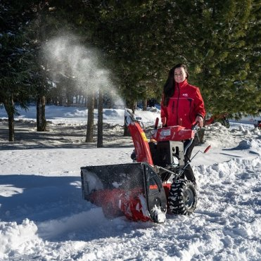 Снегоуборщик бензиновый AL-KO Comfort SnowLine 620 E III (113067)
