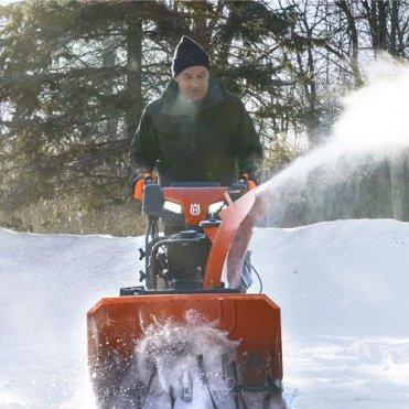 Снегоуборщик Husqvarna ST 230P (9619100-90)