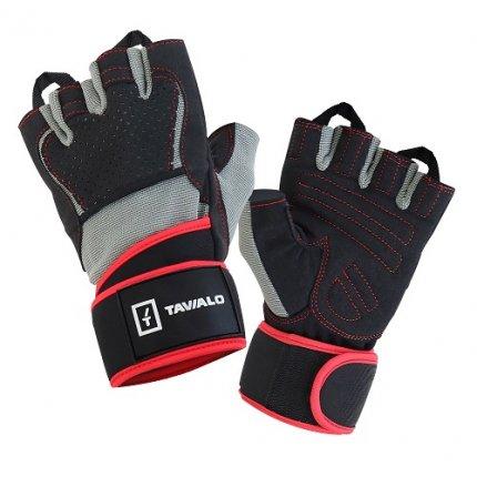 Спортивные перчатки Tavialo Black-Gray M