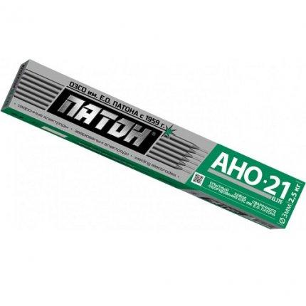 Электроды Патон ELITE (АНО-21) ф.3 мм 2,5 кг