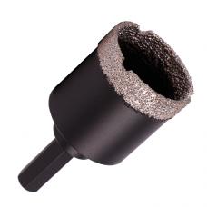 Сверло с алмазным напылением Baumesser DDR-V 40x30 мм S10 Keramik Pro