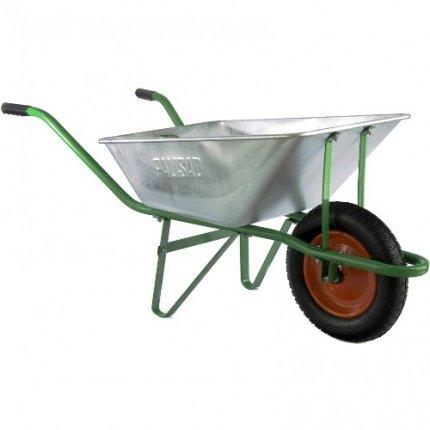 Тачка садовая PALISAD 58 л, 120 кг.