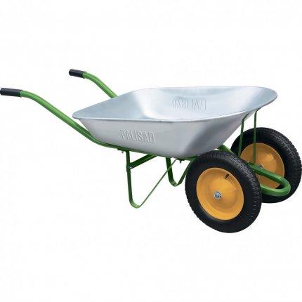 Тачка садовая PALISAD 78 л, 170 кг