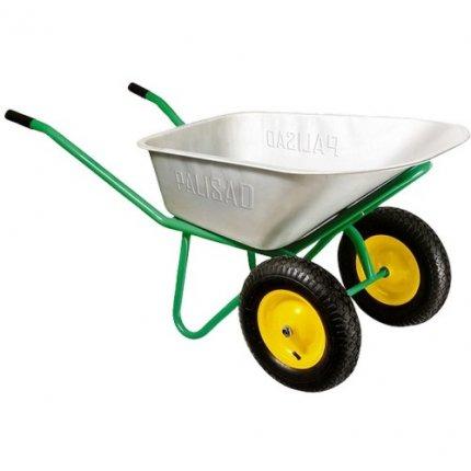 Тачка садово-строительная PALISAD 100 л, 320 кг