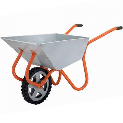 Тачка строительно-садовая Gruntek Профи 1-120 (120 л, 240 кг)