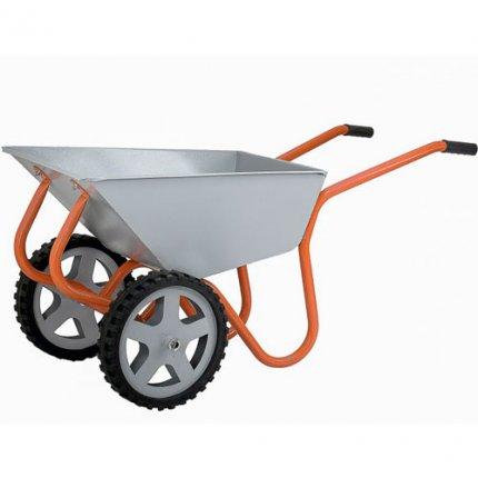 Тачка строительно-садовая Gruntek Профи 2-120 (120 л, 360 кг)