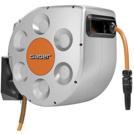 Катушка со шлангом автоматическая Claber Rotoroll Evolution 30 м 1/2