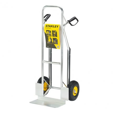 Тележка складская Stanley HT525 ALU 200 кг