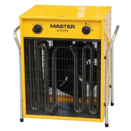 Тепловентилятор Master B 55 EPB