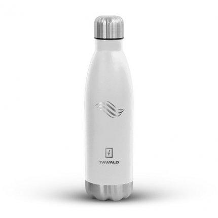 Термобутылка Tavialo 500 мл матовый белый цвет