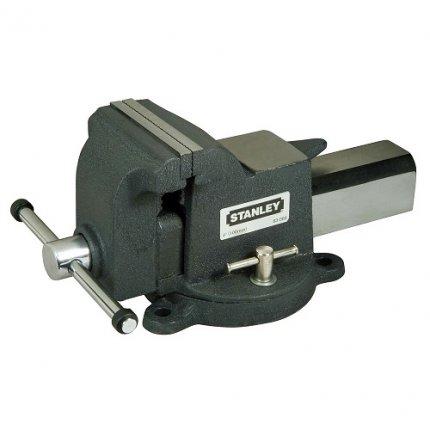 Тиски Stanley MaxSteel 100 мм для большой нагрузки