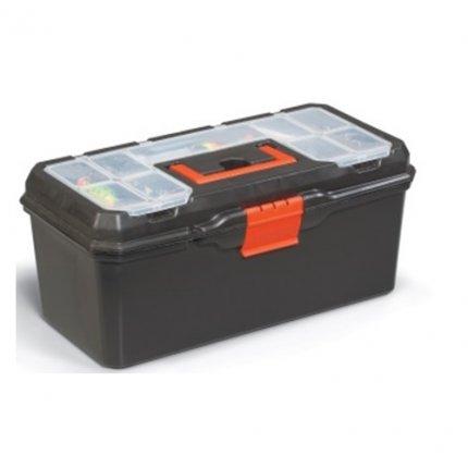 """Ящик для инструментов Stark Classic 16"""" 200x410x180 мм"""