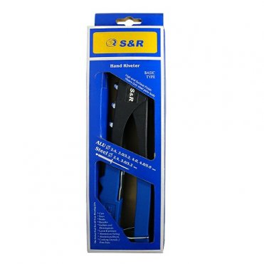 Ключ заклепочный S&R 260мм стандартный (284300903)