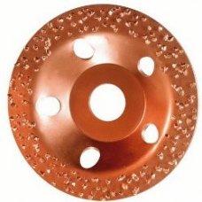 Чашечный твердосплавный диск Bosch 115 мм