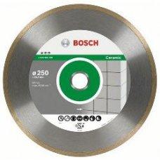 Диск отрезной Bosch Corona по керамической плитке Professional 230x25.4