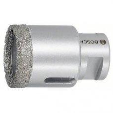 Коронка алмазная для сухого сверления Bosch Dry Speed 55 х 35 мм