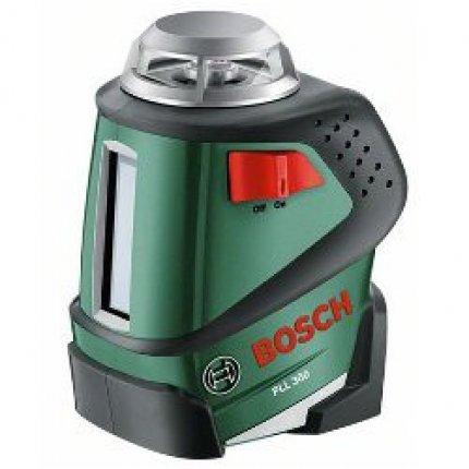 Нивелир лазерный линейный Bosch PLL 360