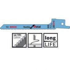 Пильное полотно Bosch Flexible for Metal S 422 BF 2шт