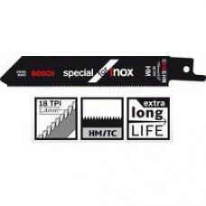 Пильное полотно Bosch Special for Inox S 518 EHM 2шт