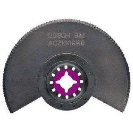 Сегментный пильный диск Bosch ACZ 100 SWB