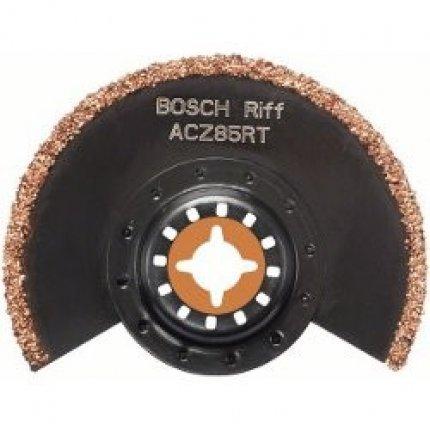 Сегментное пильное полотно Bosch ACZ 85 RT