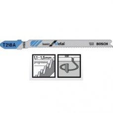 Пильное полотно Bosch Basic for Metal T 218 A 1шт