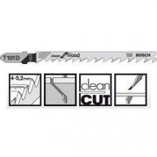 Пильное полотно Bosch Clean for Wood T 101 D 1шт