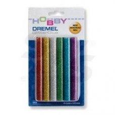 Цветные клеевые стержни Dremel GS2