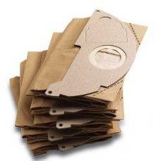 Фильтр-мешок бумажный Karcher к пылесосу WD 2.200 5 шт
