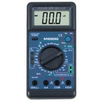 Мультиметр M 890G