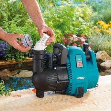 Насос садовый Gardena 4000/4 Comfort (01732-20.000)